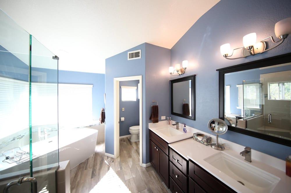 Painting Bathroom Remodel by Treeium  Yelp