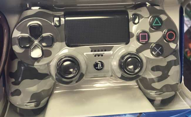 Camp Ps4 Controller They Also Have A Red One Yelp