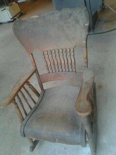 Veneer Repair On Antique Furniture