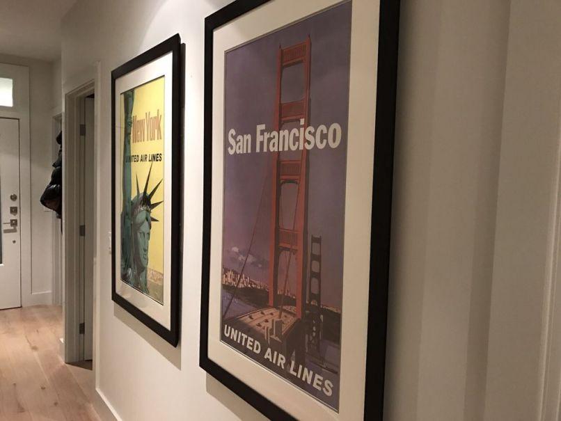 Framing Vintage Posters Frameswalls