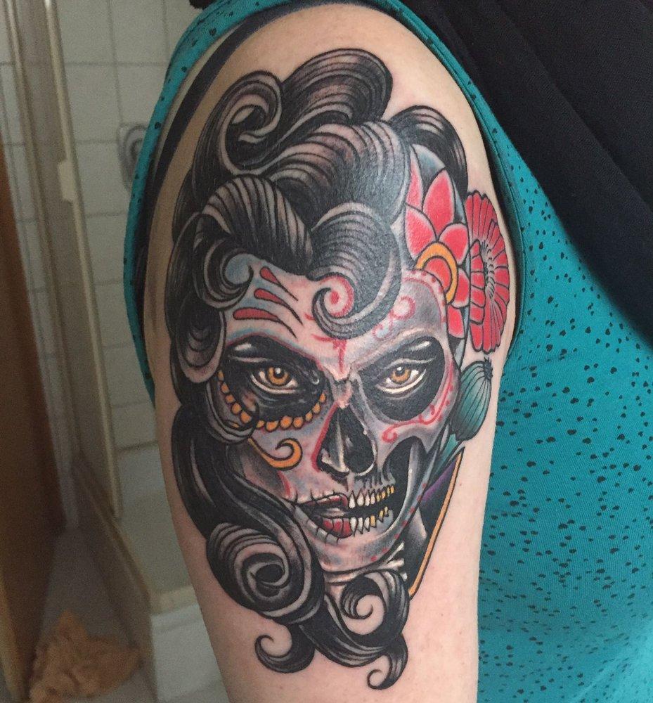 Catrina Tatuaje By Keik Balcazar Yelp