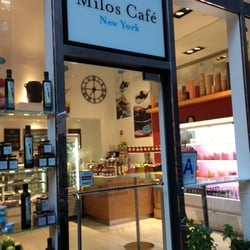 Milos Cafe  Cafes  Midtown West  New York NY  Reviews
