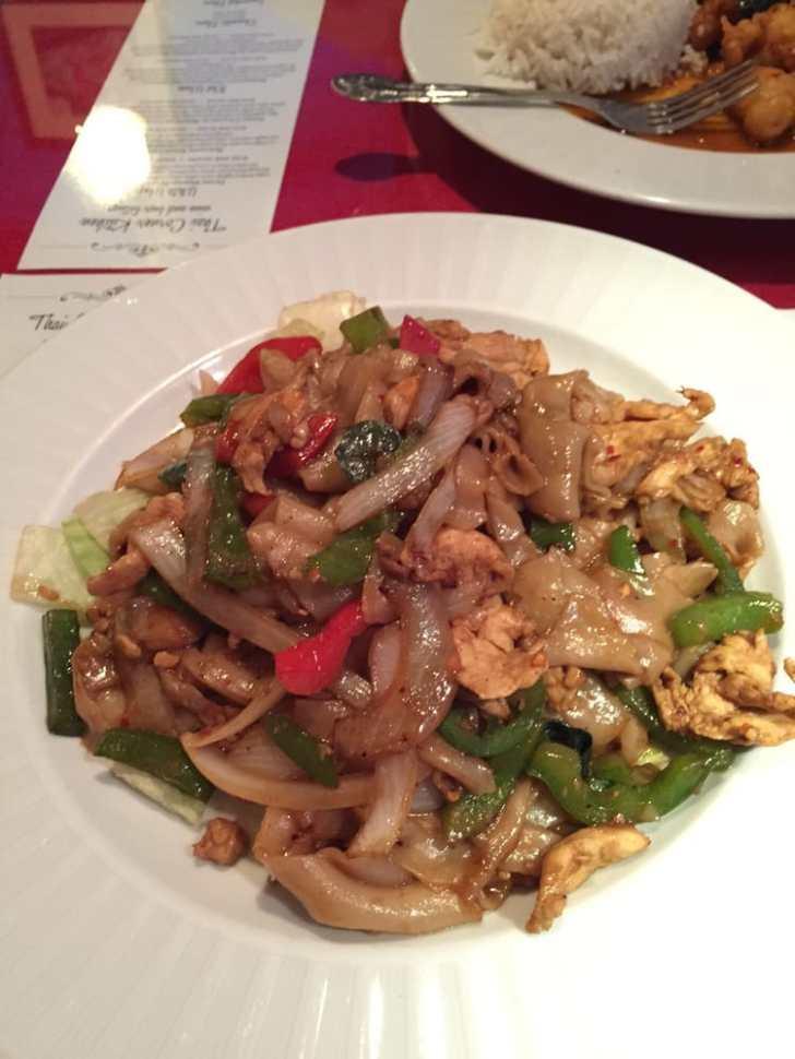 Thai Corner Kitchen Greensboro United States Drunken