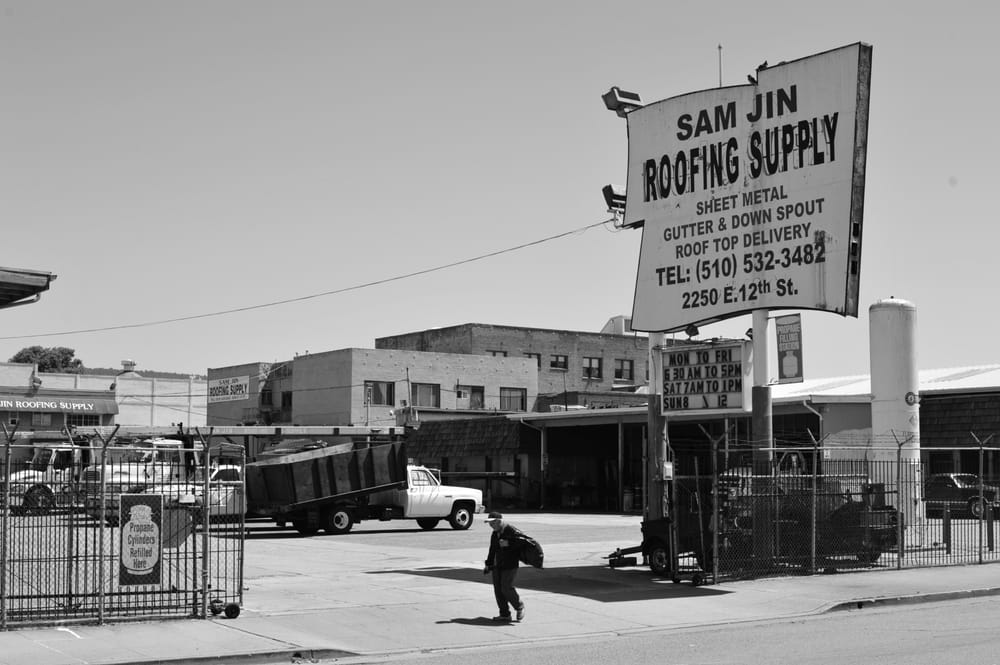 Sam Jin Roofing Supply Roofing 2250 E 12th St East