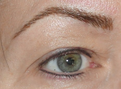 hair stroke eyebrows and basic eyeliner yelp