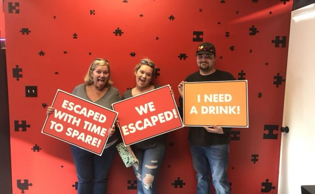 Great Job To These 3 Who Completed The Challenge Yelp