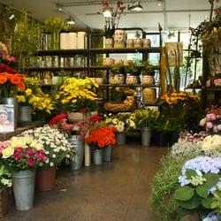 Kleine Bltengalerie  Blumenladen  Florist  Bockenheimer Landstr 124 WestendSd Frankfurt