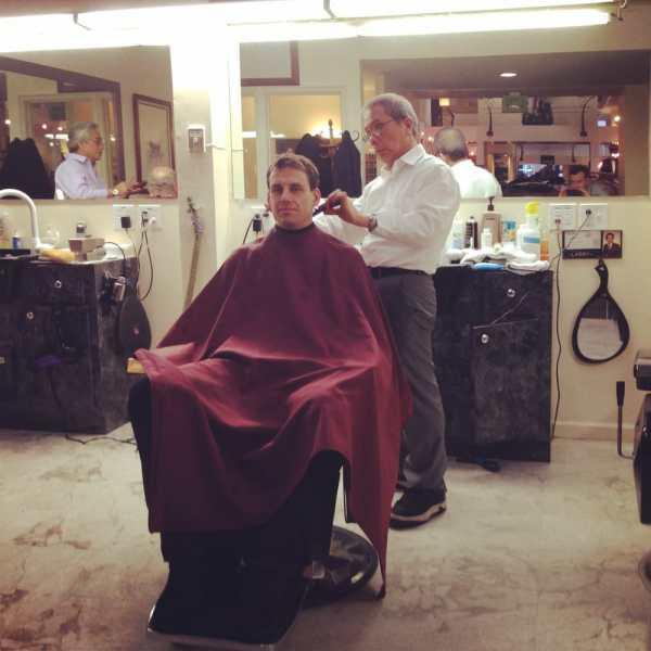 Barber Shop San Francisco