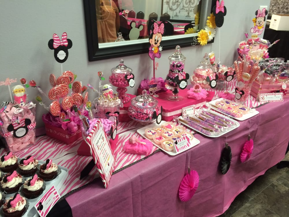 Party City Girl Baby Shower