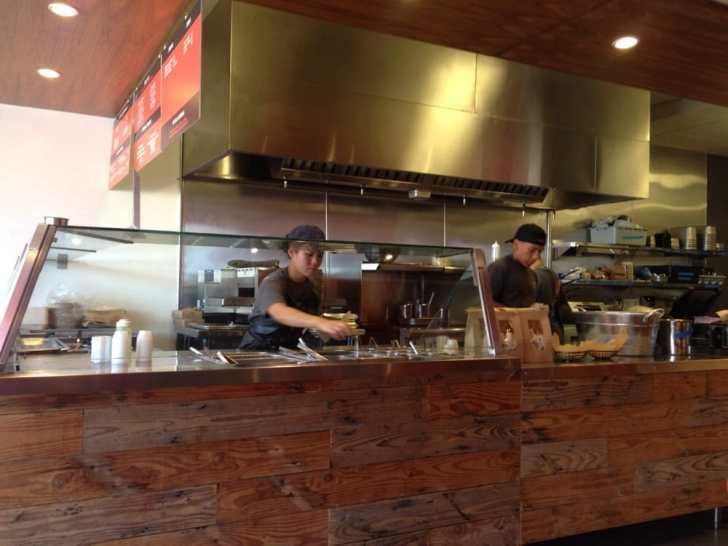 Kaya Street Kitchen Los Angeles United States Hidden