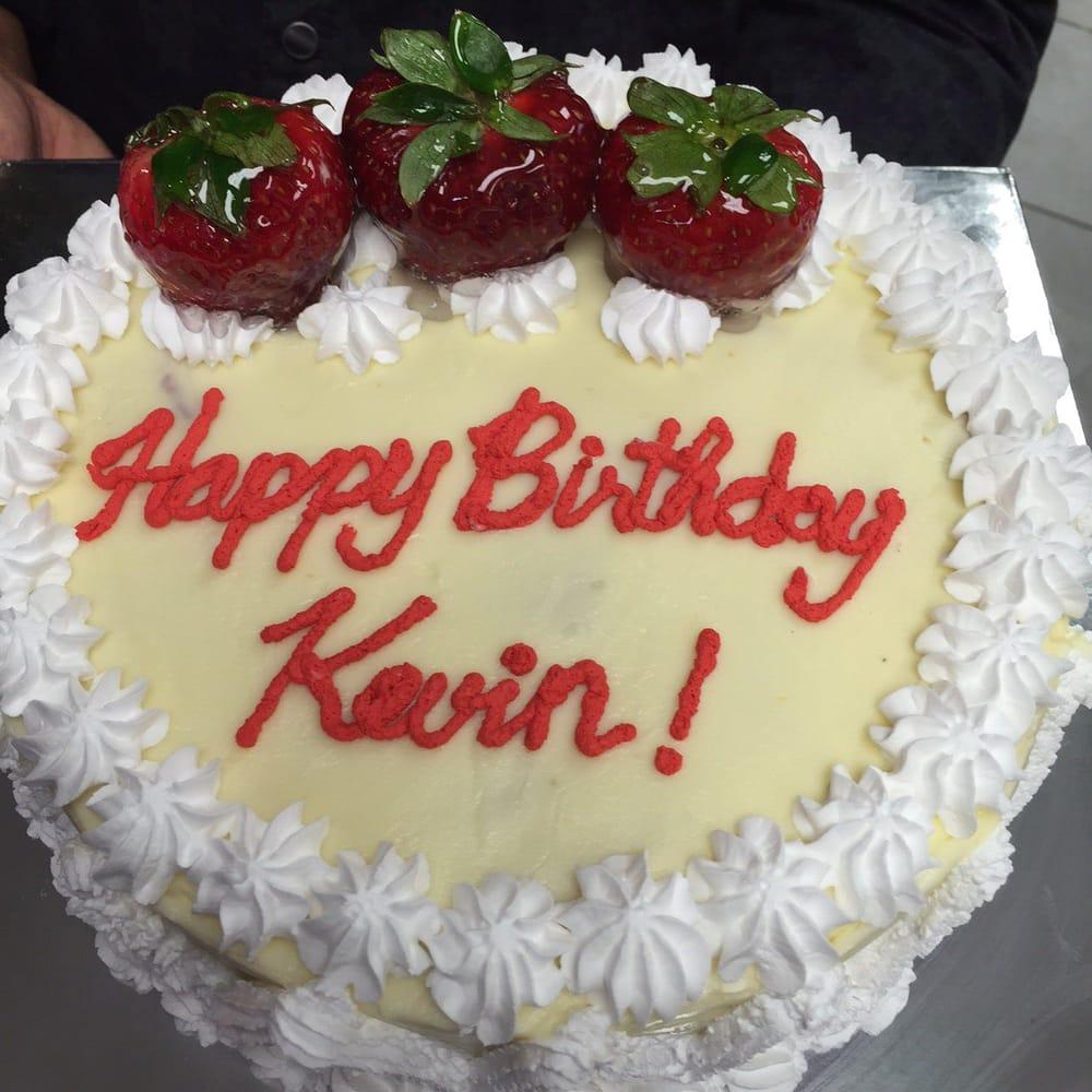 Happy Birthday Cathy Cake