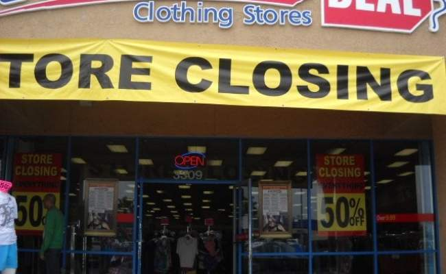 Everything A Deal Closed Dollar Store 3309 Rosecrans St Loma Portal San Diego Ca