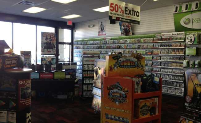 Gamestop Electronics 3475 Fort Meade Rd Laurel Md