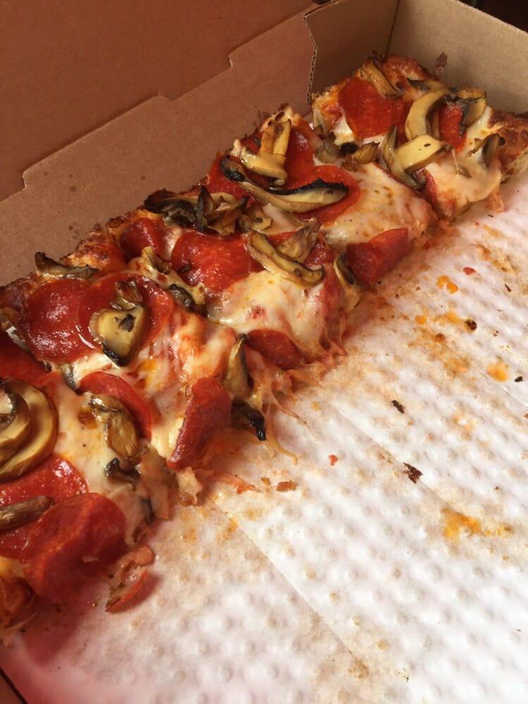 Fast Food Pizza Near Me