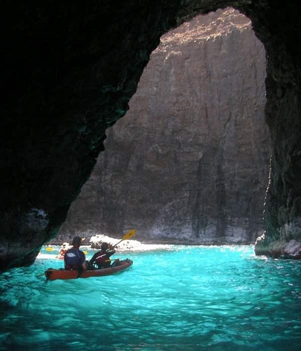 Kayak Tours Kauai Hawaii