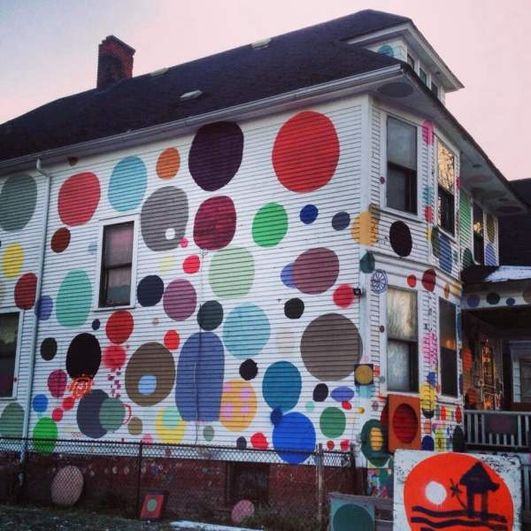 Detroit Art Heidelberg Project