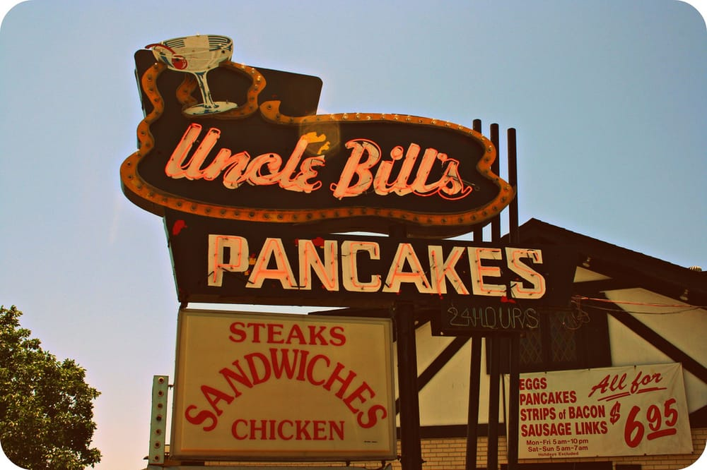 Uncle Bill S Pancake Dinner