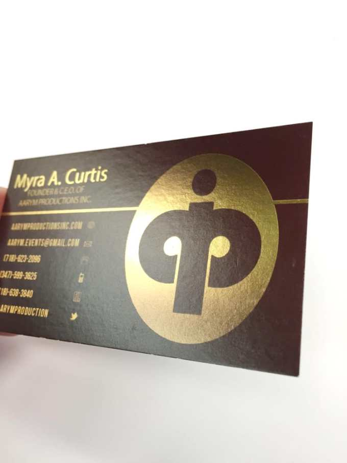 Gold image printing yelp viewsitenew business cards printed with a gold akuafoil section yelp reheart Image collections