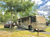 Preferred camp sites with patio. - Yelp