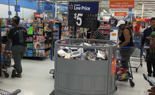 Walmart Supercenter Department Stores 5100 Okeechobee