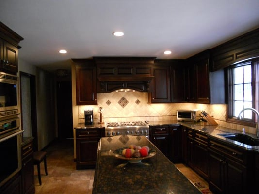Kitchens By Custom Cabinet Contractors 62 Suffield St Agawam