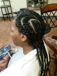 Photos for Essa's African Hair Braiding