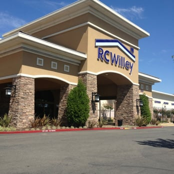 RC Willey Furniture Stores Rocklin CA Reviews