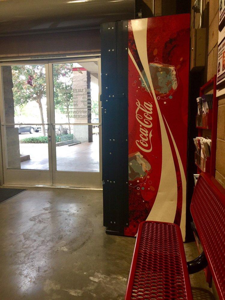 vending machine in case
