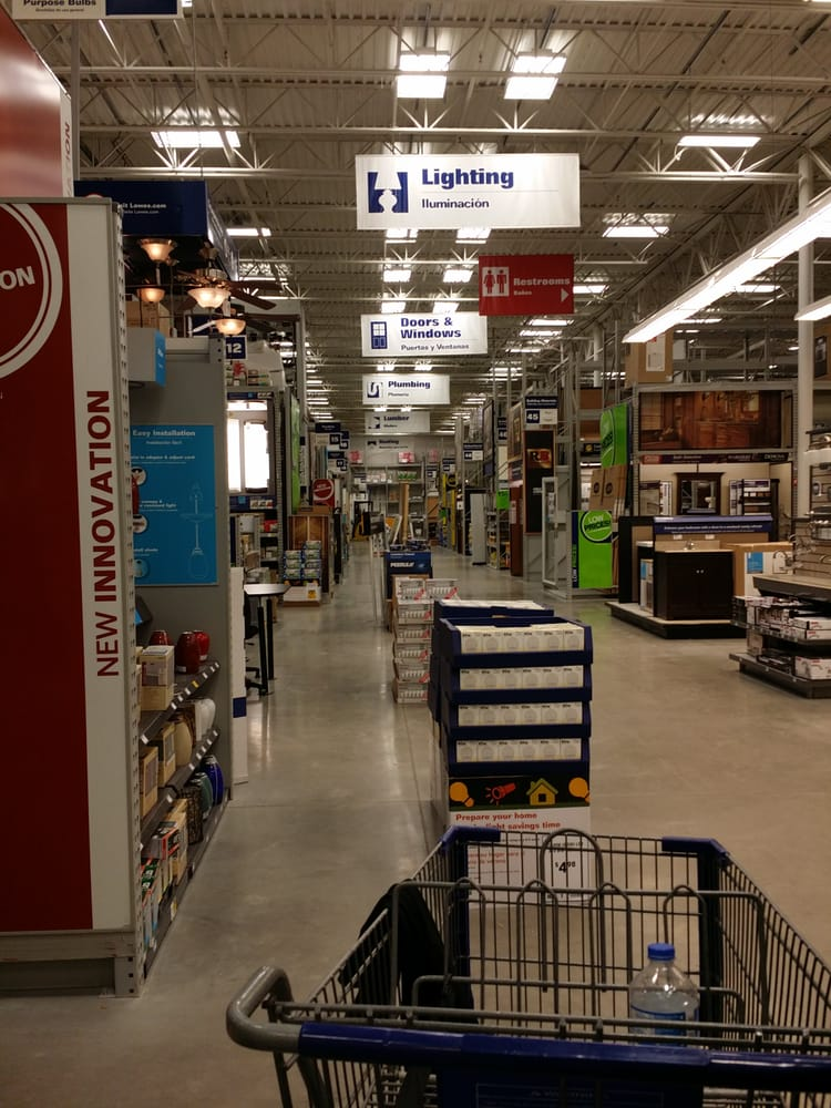 Lowes Home Improvement Center  21 Reviews  Hardware