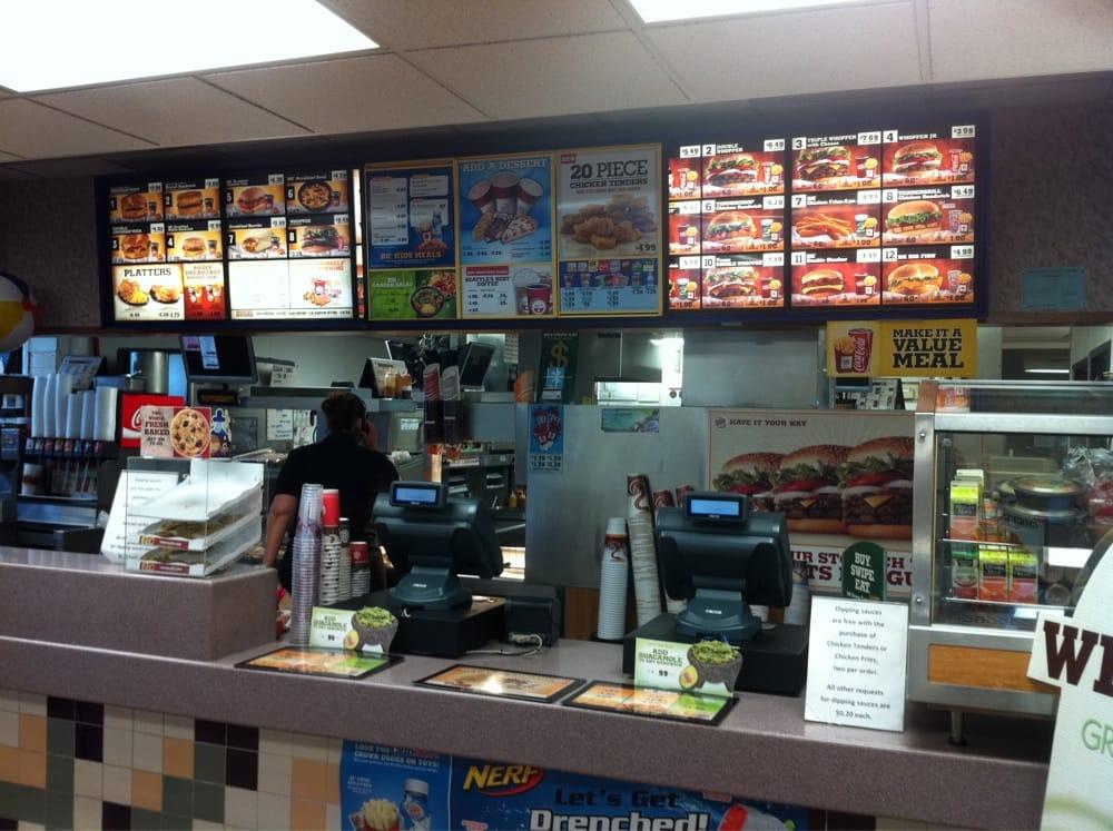 Fast Food Restaurants Kennewick Wa