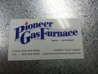 Pioneer Gas Furnace - Heating & Air Conditioning - 2636 NE ...
