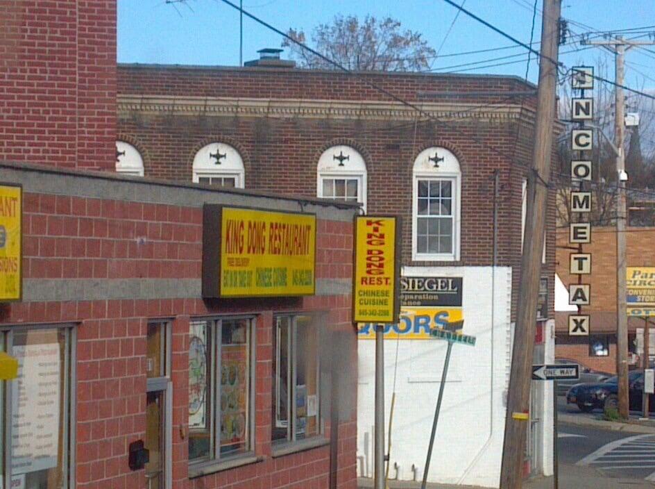 Closest Fast Food Restaurant Near My Location