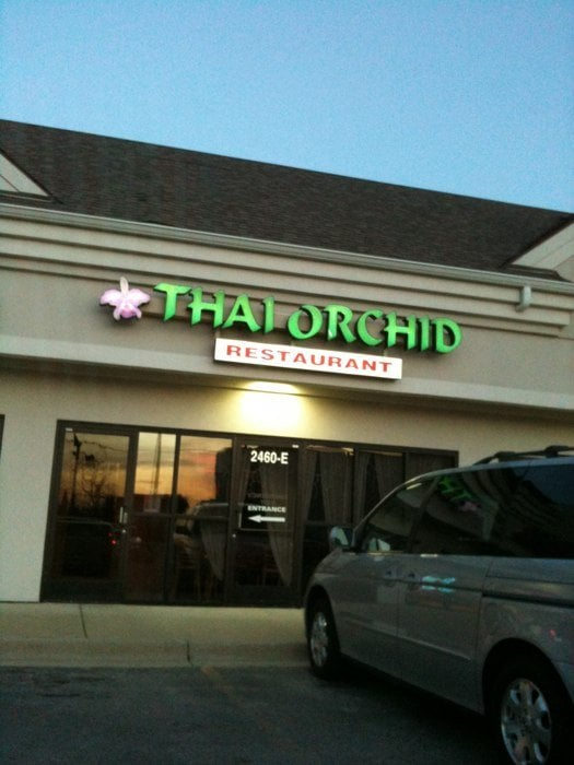 Thai Orchid Restaurant - Aurora, IL, United States