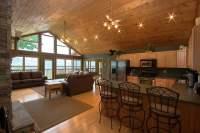 "Great Room, Smoky Mountain views, 50"" HDTV, Fireplace"