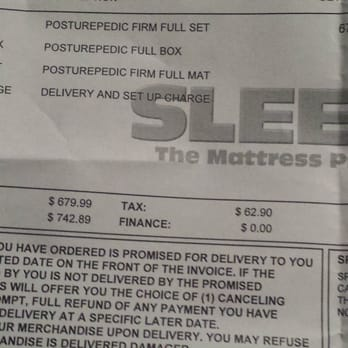 Photo Of Mattress Firm Chicago Il United States You Close Early
