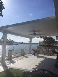 Awesome new look by California Patio Cover at Andy & Jayne ...