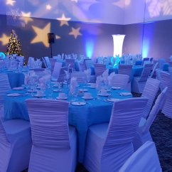 Party Chair Covers Canada 4 Dining Table Designs Elegant And Colors For Your Winter Themed Corporate Yelp