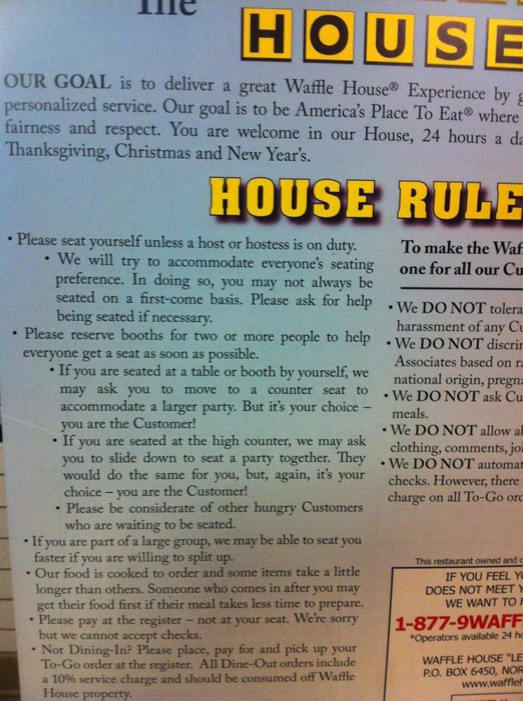 Waffle House Hinesville
