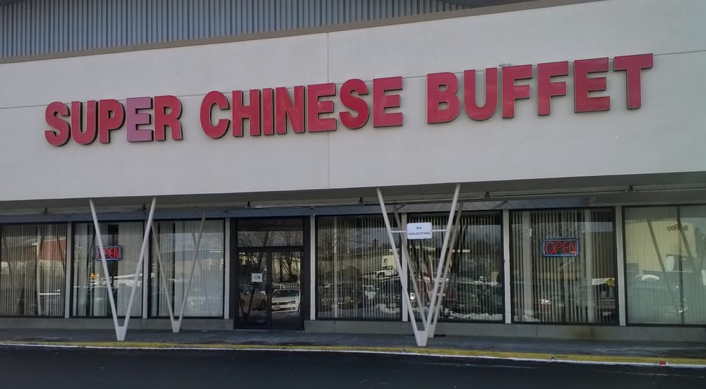Chinese Food Buffet Restaurants Near Me
