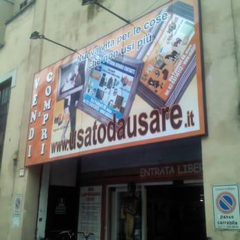 In Out 12 Foto Negozi Dellusato Via Palmieri 46