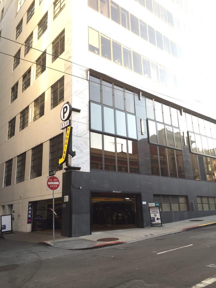 540 Kearny Parking Garage  Parking  Financial District  San Francisco CA United States