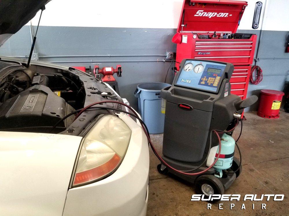 Super Auto Repair 17 Photos Auto Repair 10200 Hole