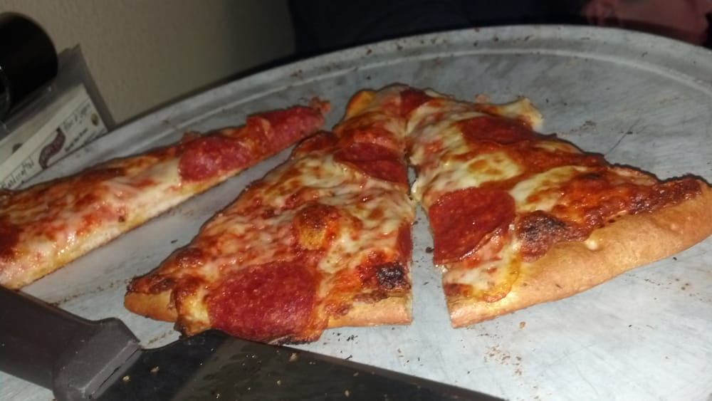 Good Old Fashioned Pepperoni Pizza  Excellent Crust  Yelp