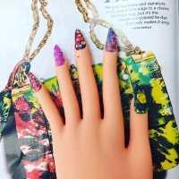 Nails art 3D design. - Yelp
