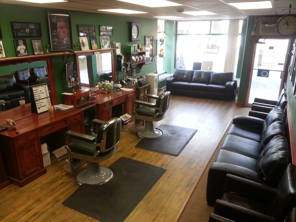 Foleys Barber Shop is a traditional old school Barber