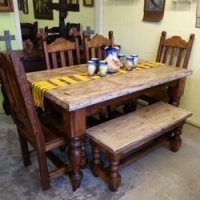 San Antonio Rustic Furniture   Sevenstonesinc.com