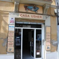 Casa Usher Barcelona