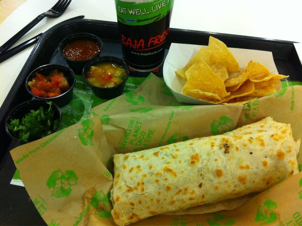 Find Nearest Baja Fresh
