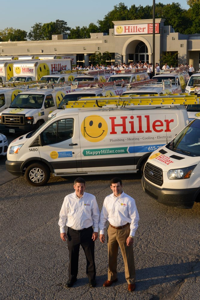 Hiller Plumbing Heating Cooling  Electrical 2016
