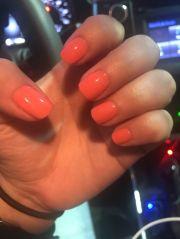 dip powder sns nails color e10